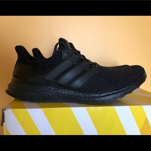 87399d4ef63c Adidas ultraboost 3.0 Triple Black Size 10.5